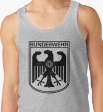 The German Bundeswehr Tank Top