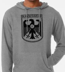 The German Bundeswehr Lightweight Hoodie