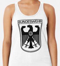 Camiseta con espalda nadadora El Bundeswehr alemán