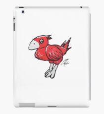 Inspired Red Chocobo iPad Case/Skin