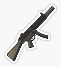 MP5SD Sticker