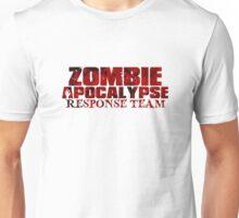 Zombie Apocalypse Team Unisex T-Shirt
