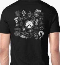 Ocean Crew- White Ink T-Shirt
