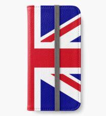 British Flag iPhone Wallet/Case/Skin