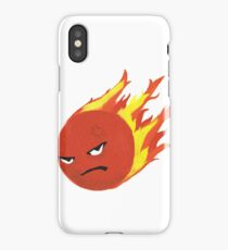 angry bludger iPhone Case/Skin