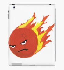 angry bludger iPad Case/Skin