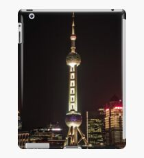 Oriental Pearl TV Tower. iPad Case/Skin