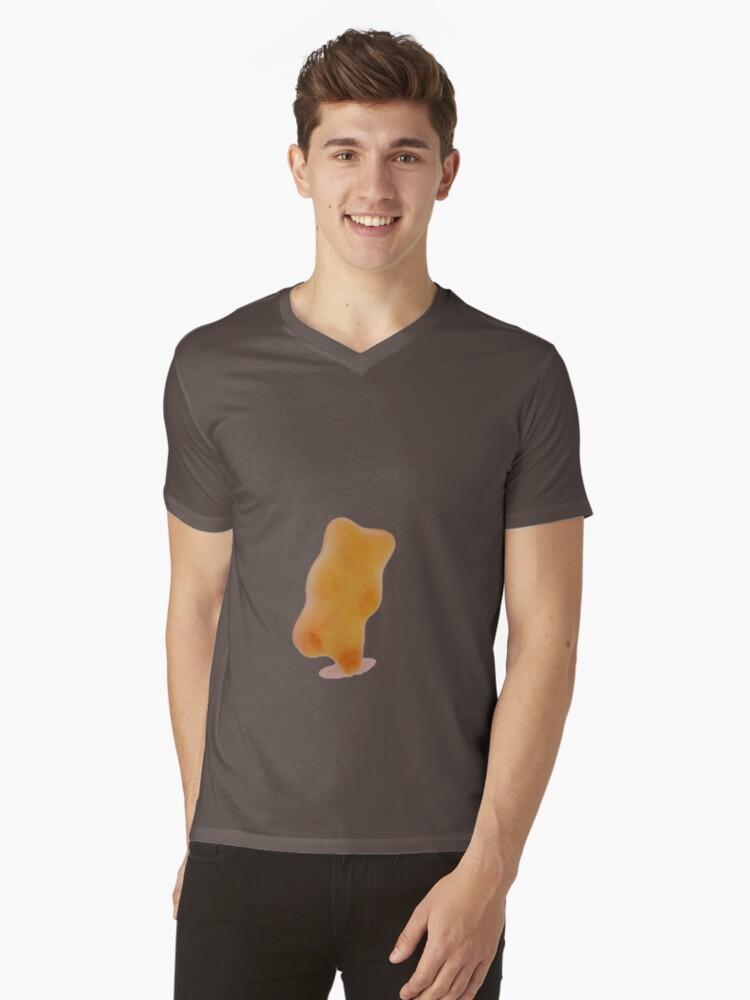 orange gummy bear by Diana Forgione