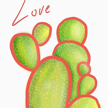 Cactus Love by LANZA