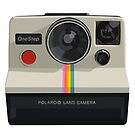 Polaroid Camera by KnightsOfShame