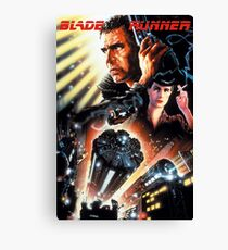 Blade Runner Canvas Print