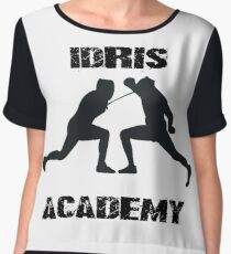 Idris academy  Chiffon Top