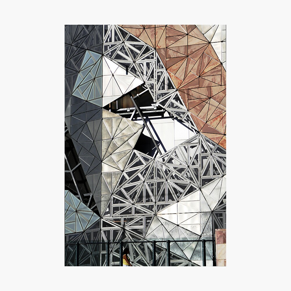 Textured Icon Photographic Print