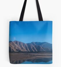 Tibet. Scenery. Tote Bag