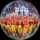 Football  by Laura Puglia