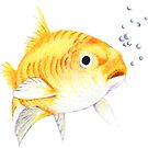 This little fishy by Sarah Moore