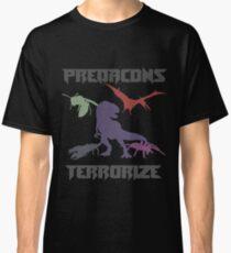 Beast Wars: Predacons Terrorize Classic T-Shirt