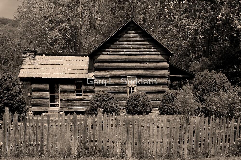Davis-Queen House II by Gary L   Suddath