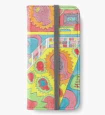 The Future Past iPhone Wallet/Case/Skin