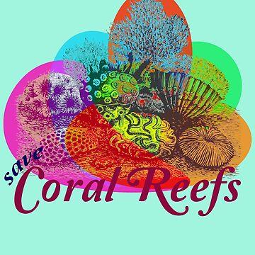 Save Coral Reefs by DERG