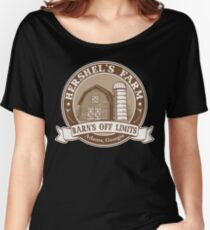 Hershel's Farm Women's Relaxed Fit T-Shirt