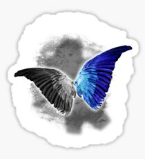 Angel wing Sticker