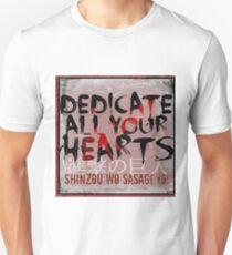 Shinzou wo Sasageyo! - AOT T-Shirt