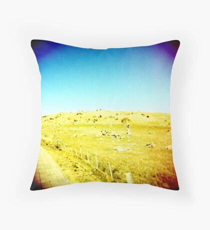 Jindabyne Throw Pillow