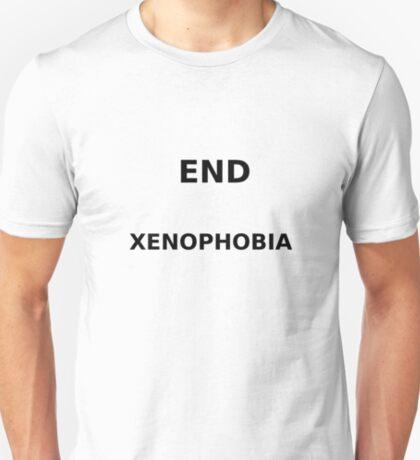 End Xenophobia T-Shirt