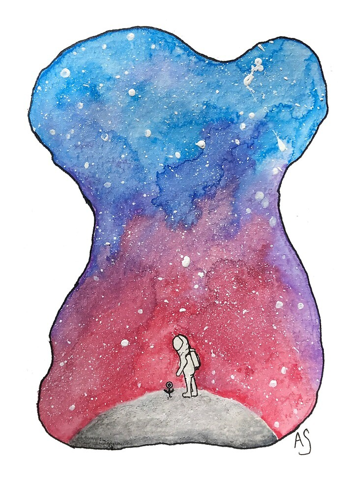 Astronaut by avajs1020
