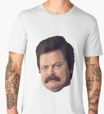 Ron Face Men's Premium T-Shirt