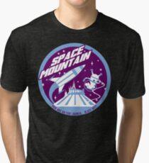 RAUMBERG (lila und blau) Vintage T-Shirt