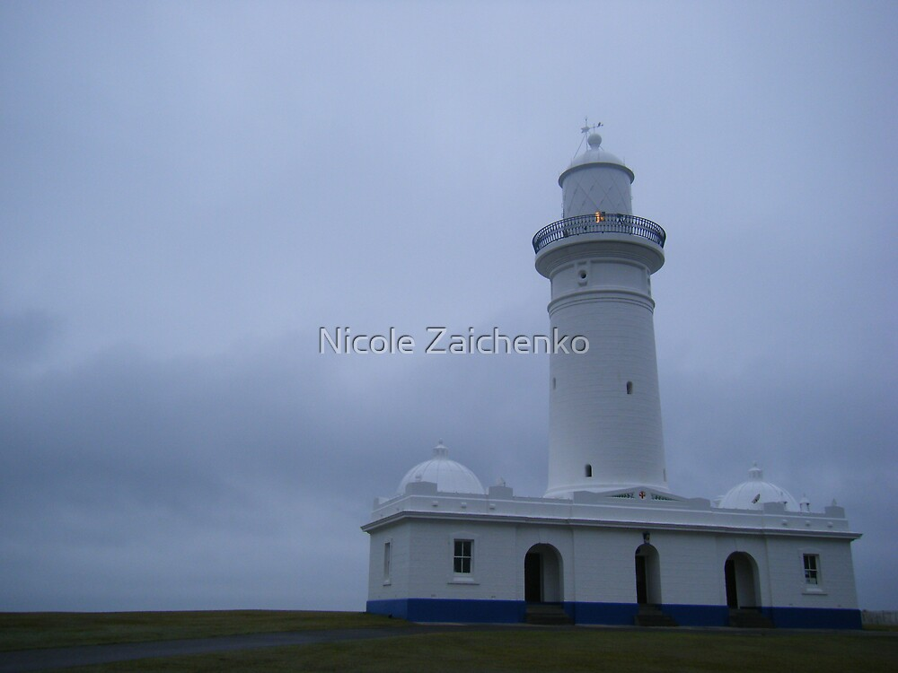 Light house 2 by Nicole Zaichenko