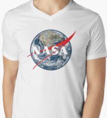NASA View of Earth T-Shirt