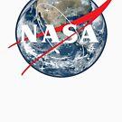 NASA View of Earth by tanyaofmars