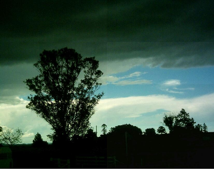 Stormy weather by Gracie Townsend