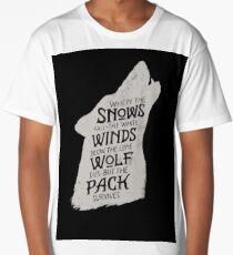 House Stark Long T-Shirt