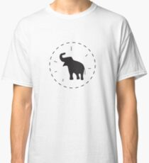 Elephant - Elephant Lovers, Wildlife, Wild Animal Classic T-Shirt