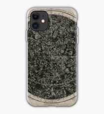 Constellations of the Northern Hemisphere on Vintage Paper iPhone Case