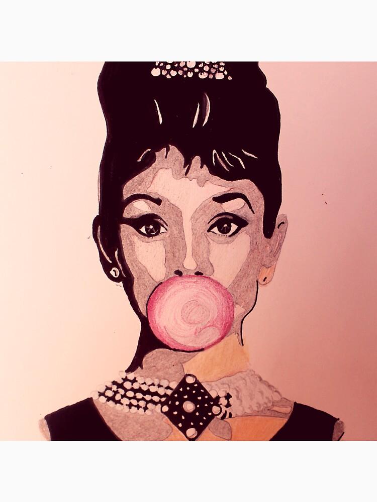 Audrey Hepburn Pop Art 5\