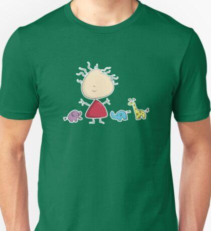 Tiny Tabi's Marvelous Zoo T-Shirt
