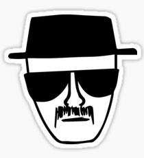 Heisenberg Sticker