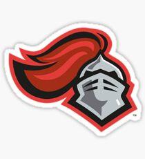 Rutgers University Logo Sticker