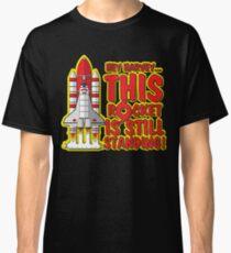 Hurricane Harvey Rocket Still Standing Classic T-Shirt
