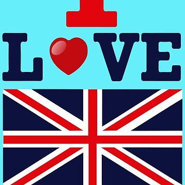 I love England by taimurtaimur