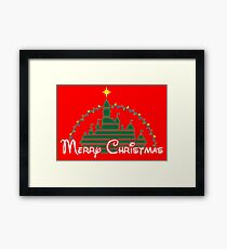 Magical Christmas Framed Print