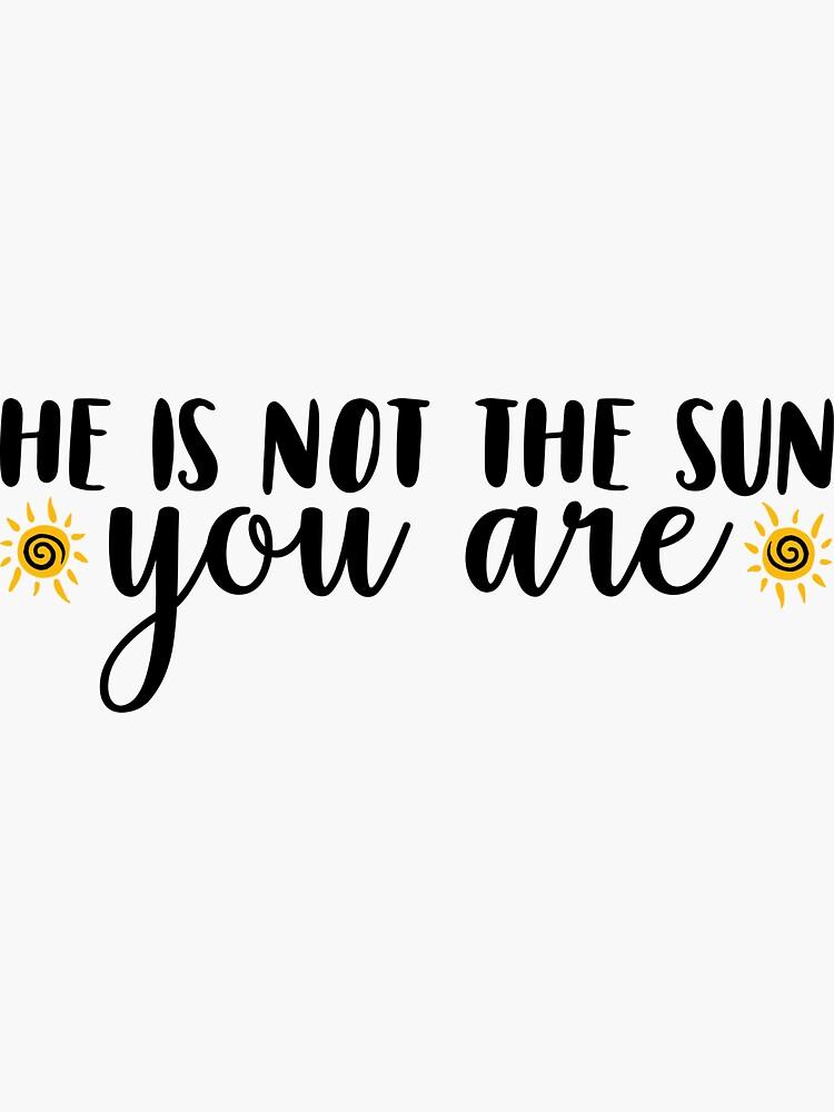 Él no es el sol de paulusjart