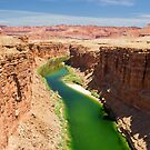 Marble Canyon by Yair Karelic