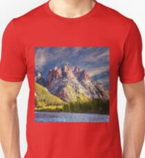 First Snow Maroon Bells T-Shirt