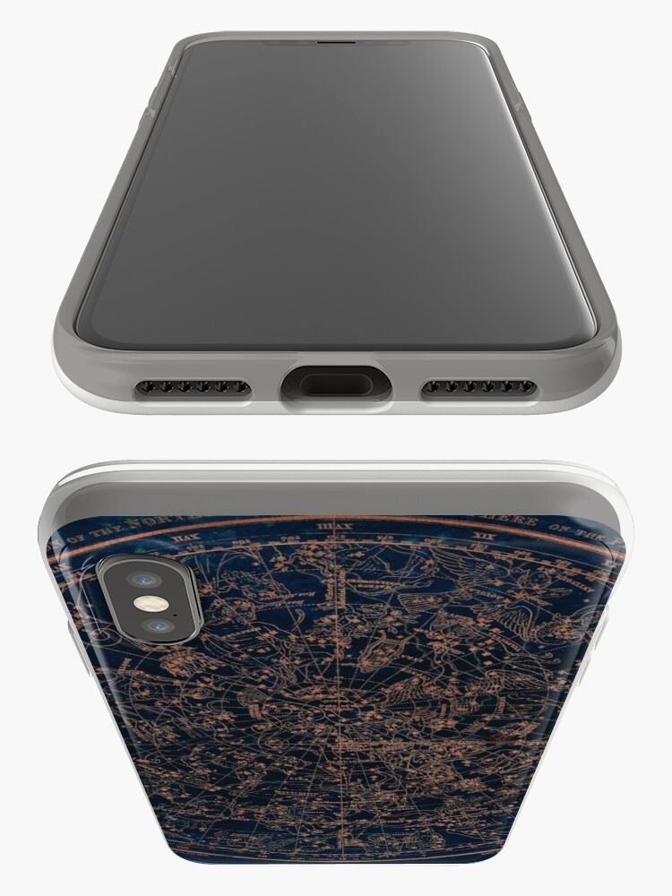 Alternate view of Constellations of the Northern Hemisphere iPhone Case & Cover